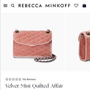 NWT Rebecca Minkoff Handbag
